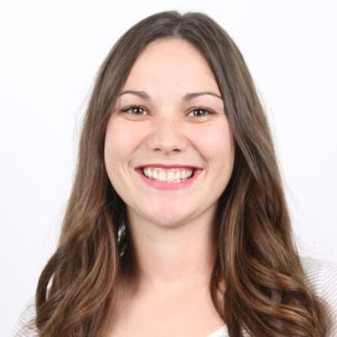 Audrey Charbonneau, research assistant